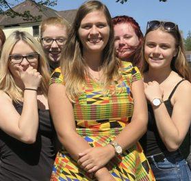 Baumgartenberger Fachschul-Absolventin: Hilfseinsatz in Kenia
